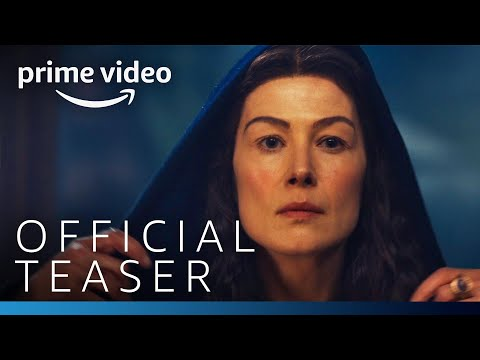 The Wheel Of Time Trailer Starring Rosamund Pike