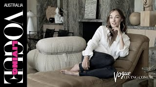 Kelly Wearstlers Best Design Advice | Designer Interview | Vogue Living