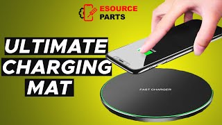 Ultra Slim Qi Fast Wireless Charging Mat