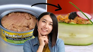 Can This Chef Make Canned Tuna Fancy? • Tasty