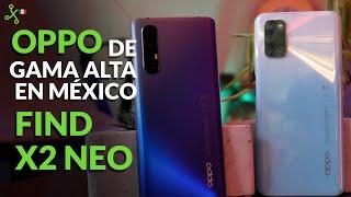 OPPO Find X2 Neo y A72: UNBOXING del nuevo GAMA ALTA para MÉXICO