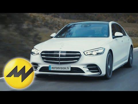 Beste Luxuslimousine der Welt? Neuer Mercedes S500 im Check I Motorvision