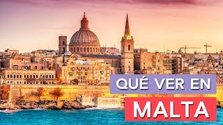 Qué Ver En Malta 🇲🇹   10 Lugares Imprescindibles
