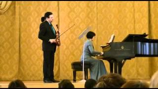 Бетховен Романс