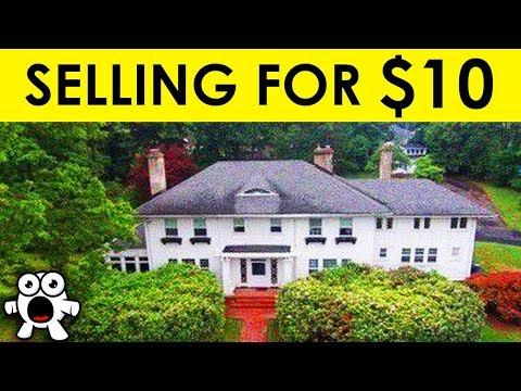 Famous Mansions No One Wants To Buy For Any Price