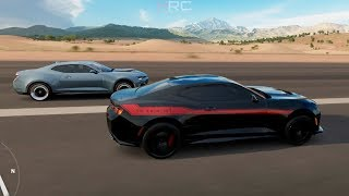 Forza Horizon 3:Airstrip Quick Drags:Exorcist ZL1 Camaro, TT GT500