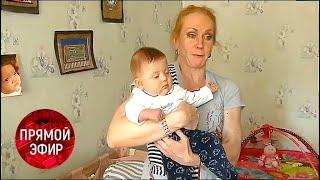 Чемпионка мира по бодибилдингу Наталья Батова в 41 год стала мамой. Прямой эфир 06.08.18