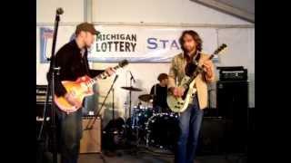 "Rattlesnake Shake - ""Like It This Way"" (Fleetwood Mac) - Winter Blast - Detroit, MI - Feb. 7, 2009"
