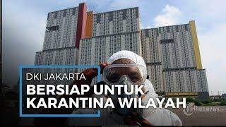 Anies Surati Kemenkes untuk Tetapkan Pembatasan Sosial Bersekala Besar di DKI Jakarta