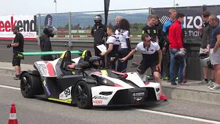 MALTATV visits Austria to check out race track with safety training facility