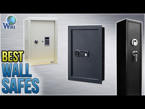 8 Best Wall Safes 2018
