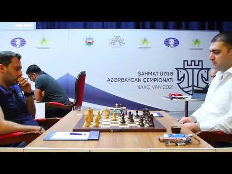 Şahmat üzrə Azərbaycan çempionatı- Naxçıvan 2021 (4-cü turdan video icmal) 1