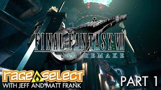 Final Fantasy VII Remake - The Dojo (Let's Play) - Part 1