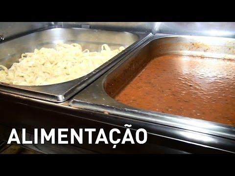 Timão em Extrema - 06 - Alimentação