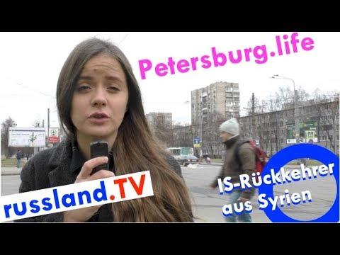 Russland: Gefahr durch IS-Rückkehrer [Video]