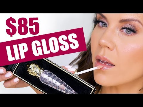 $85 CLEAR LIP GLOSS | Why On The Earth?!!!!