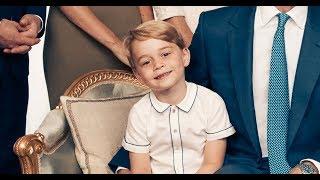 Принц Джордж Кембриджский: пятый год в фотографиях