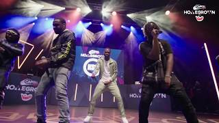 NSG   Options   Homegrown Live With Vimto   Capital XTRA