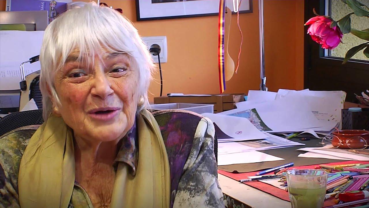 Pilarín Bayés, hospitality illustrator