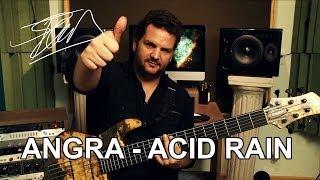 Angra - Acid Rain passo a passo - 3 dedos - Felipe Andreoli