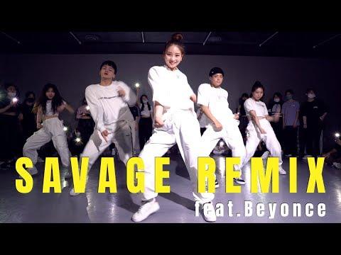 Megan Thee Stallion - Savage Remix (feat. Beyoncé) / WENDY Choreography.