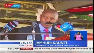 Sherehe za sikukuu ya Jamuhuri zaandaliwa kaunti nyingi nchini