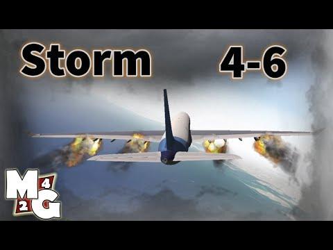 STORM MISSIONS 4-6 | Extreme Landings Pro