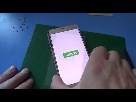 Замена дисплейного модуля на Lenovo Vibe P2 (P2c72)