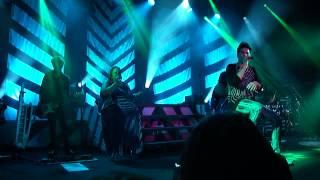 Chokehold - Adam Lambert live in Nagoya 20130225