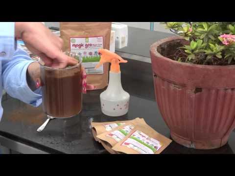 Soil Enhancer for Nurseries and Gardening