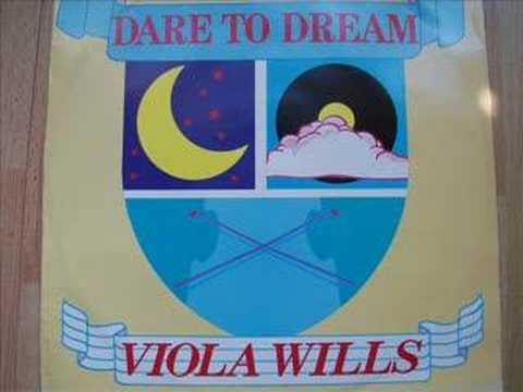 Viola Wills Dare to dream U.S. mix
