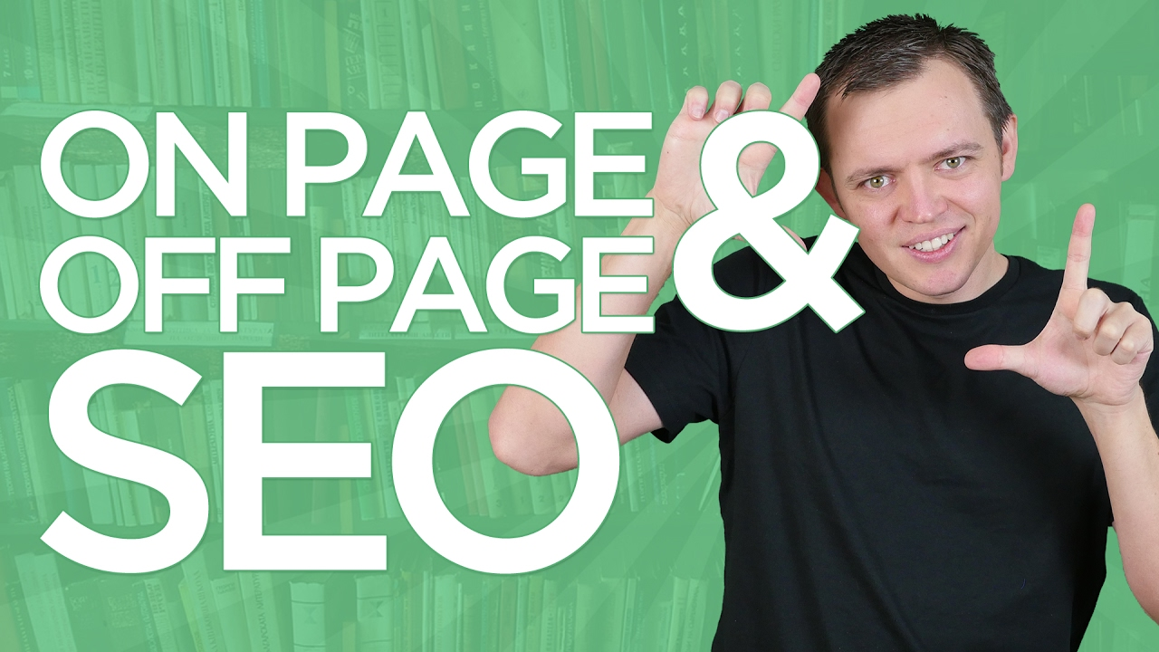 What is On-Page SEO and Off-Page SEO