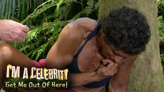 Download Video Fatima Gets A Cockroach Stuck Up Her Nose | I'm A Celebrity... Get Me Out Of Here! MP3 3GP MP4