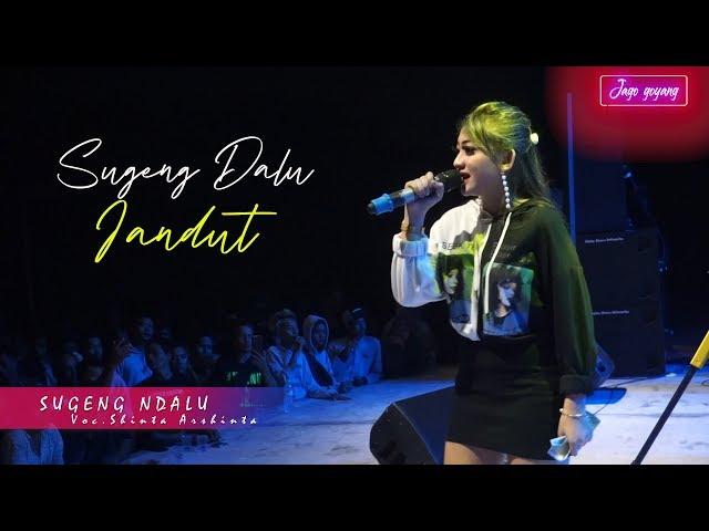SUGENG DALU ~ SHINTA ARSHINTA | SAGITA VERSI JARANAN WUENAK DEK!