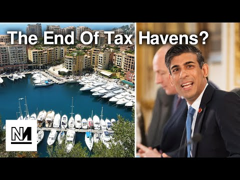 Tech Giants & Tax Havens Targeted By G7 Deal | #TyskySour
