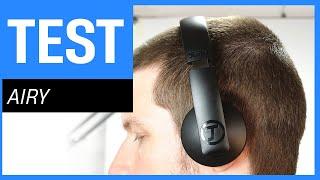Teufel Airy im Test - Version 2019 - Ohrenaufliegender Bluetooth-Kopfhörer mit Farbringen