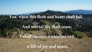 Amazing Grace Original First Five Verses With Lyrics