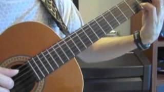 Dream a Little Dream of Me - Solo Fingerstyle Guitar
