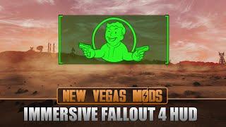 Immersive Fallout 4 HUD Mod Showcase