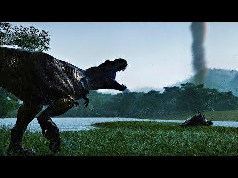 Vale Encantado (DINOSSAURO) #41/FINAL | Adeus Vale!! VENCEMOS? | Jurassic World Evolution | (PT/BR)