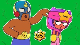 BRAWL STARS ANIMATION: SANDY and PRIMO