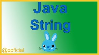 Java String - Example of Declaring and Initializing Strings and calling Methods - Java Tutorial
