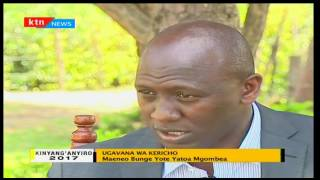 Kinyang'anyiro 2017 - Ugavana wa Kericho