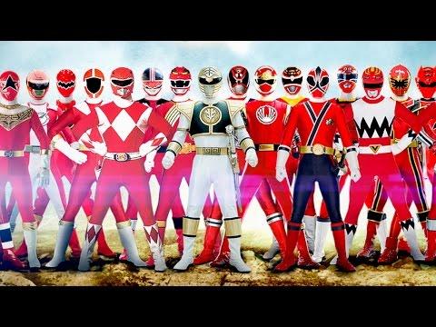 Top 10 Power Rangers Series