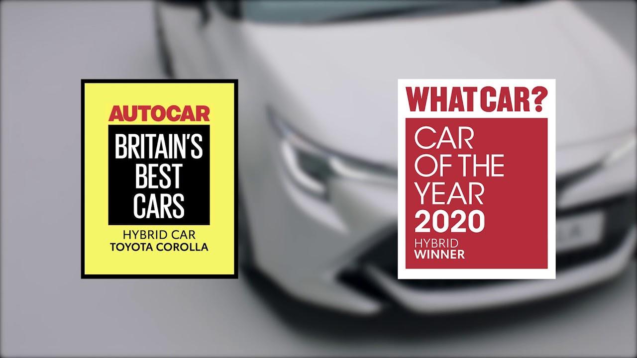 New Corolla Touring Sport Hybrid