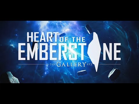 The Gallery: Heart of the Emberstone - VR Launch Trailer thumbnail