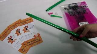 Шланг для кальяна силиконовый Euro Shisha HA-10 с алюминиевым мундштуком, видеообзор 1