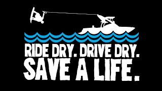 Ride Dry, Drive Dry P.S.A. with Wakesurf Orlando Team Rider Sean Silveira