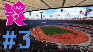 London 2012: The Official Video Game of the Olympic Games - Walkthrough Part 3 - Day 3