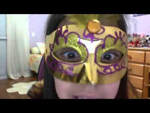 Vídeo da webcam de 1 de dezembro de 2013 22:22